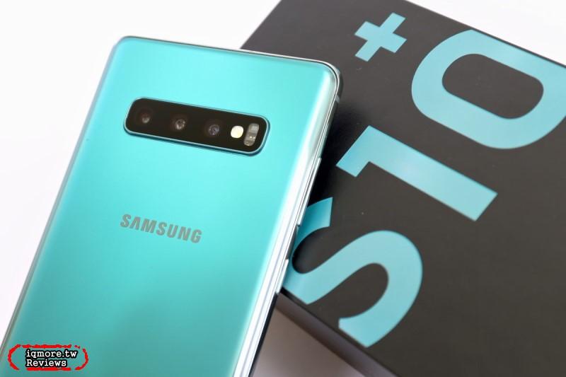 Samsung Galaxy S10+ 旗艦機評測,超廣角123度視野融入更多畫面