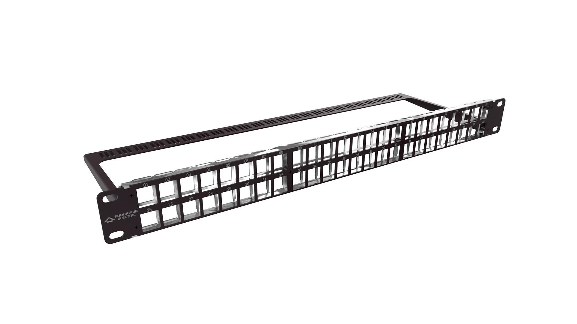 Compre Patch Panel Desc 48P Alta Dens em Promoção