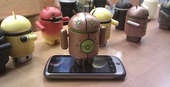 Las aplicaciones maliciosas se han multiplicado contra Android