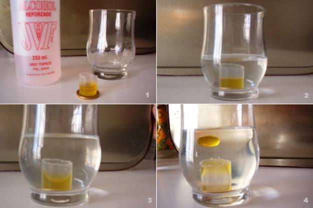 Por qu el agua y el aceite no se pueden mezclar