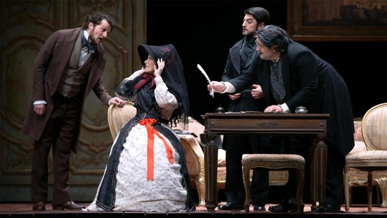 Mira un fragmento del 'Don Pasquale' de Riccardo Muti