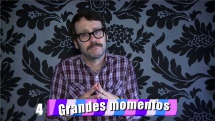 """Vuelve Enjuto: Joaquín Reyes comenta """"Grandes momentos de la vida de Enjuto"""""""