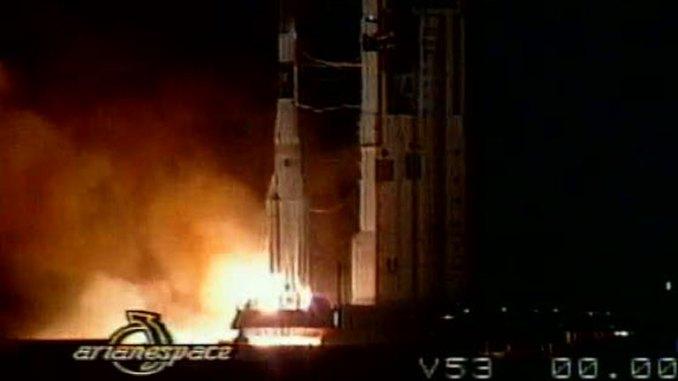 Hace 20 años se lanzó el Hispasat, primer satélite de telecomunicaciones de fabricación española