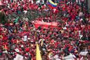 Fotogaleria: Seguidores de Chávez toman el centro de Caracas