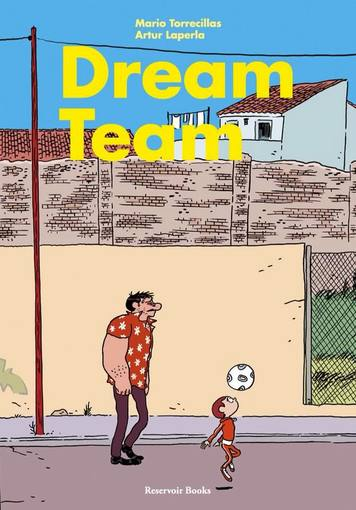 Portada de 'Dream Team'