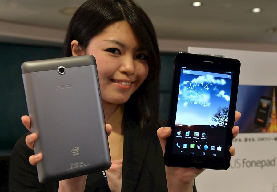 ¿Es un teléfono? ¿Es una tableta? ¡Es el Fonepad!