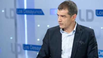Los desayunos de TVE - Toni Cantó, Diputado de UPyD