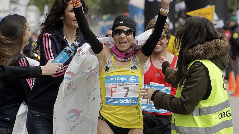https://atletismodefondo.wordpress.com/ maratón de madrid