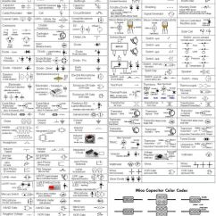 Three Phase Plug Wiring Diagram Motion Detector Schematic Symbols Chart | Electric Circuit Symbols: A Considerably Complete Alphabetized Table ...