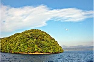 ♫儷人夕陽,北海道洞爺湖遊覽船