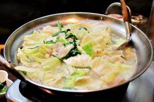 【日本-福岡-自由行-美食推薦】♫必吃鄉土料理「もつ鍋」牛雜鍋、「水炊き」雞肉鍋