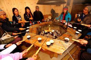 【瑞典-北極圈-極光-自由行】Abisko阿比斯庫極光行程醬玩,馴鹿肉BBQ