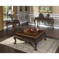 solid Coffee Table Wood Set - 103548456