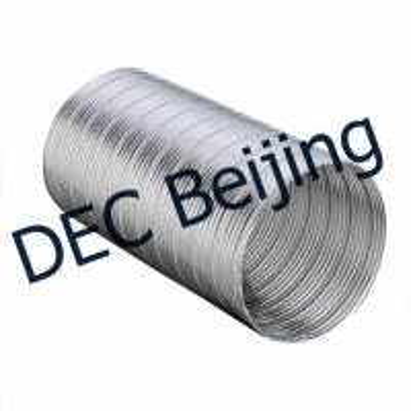 Master flow Semi Rigid Flexible Duct 4 inch Exhaust fan