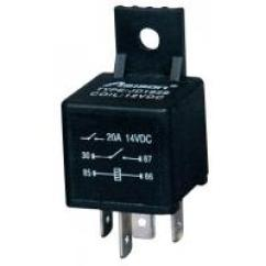 12vdc 30 40a Relay Wiring Diagram 96 Civic Power Window Auto 24v 30a - Quality For Sale