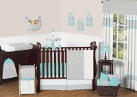 Gender Neutral Bedding.crib Set,cot Bedding,baby Bedding ...