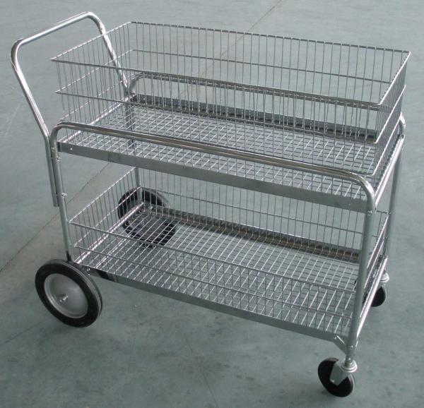 Cart Wheels Wire