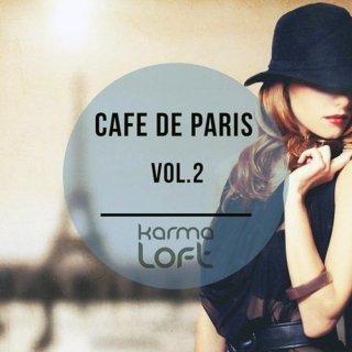 Cafe De Paris Vol 2 (Finest Selection Of French Bar & Hotel Lounge) (2015)