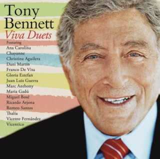 Tony Bennett – Viva Duets (2012) CD-Rip