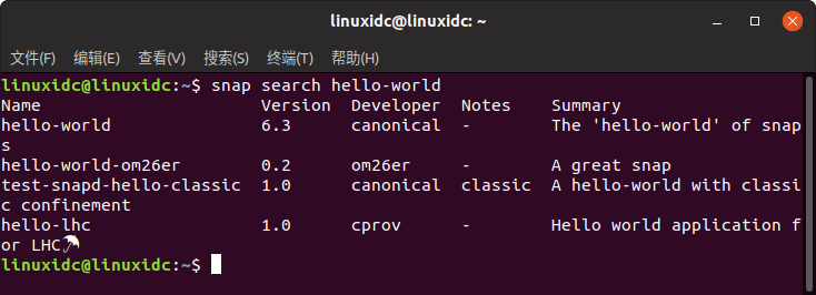 Ubuntu中snap包的安裝。刪除。更新使用入門教學 - IT145.com