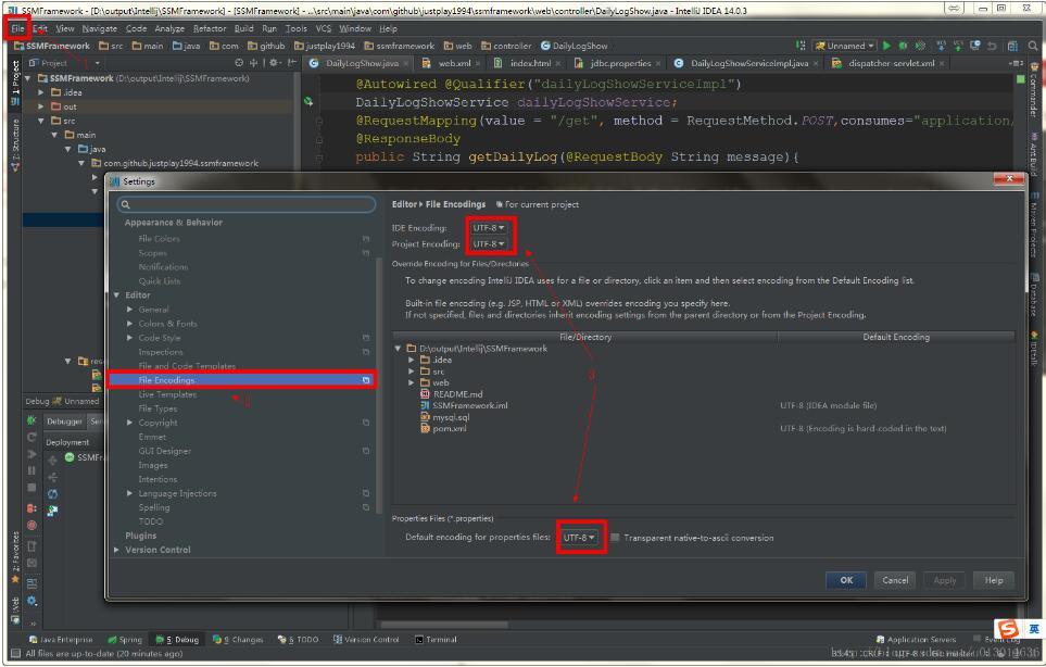 解決SpringMVC,tomcat,Intellij idea,ajax中文亂碼問題 - IT145.com