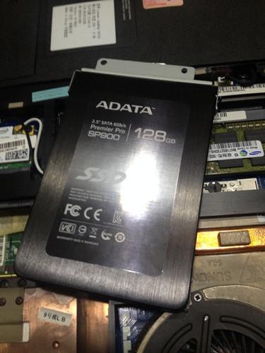 筆電加裝固態硬碟SSD - IT145.com