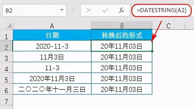 最常用日期函數彙總excel函數大全收藏篇 - IT145.com
