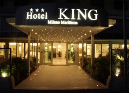 Hotel King a Milano Marittima per vacanze in Riviera Romagnola  ItaliaABC