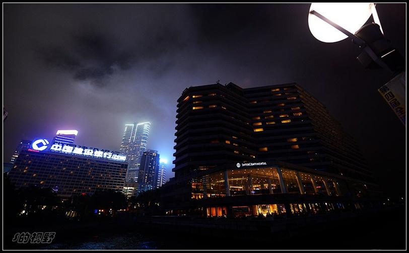 香港尖沙咀之夜-S的視野-搜狐博客