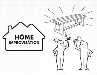 Home Improvisation: Furniture Sandbox by The Stork Burnt Down