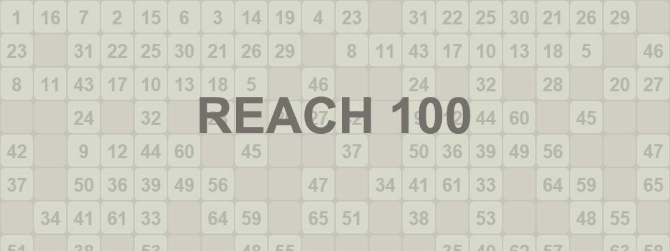 REACH 100 by Albatr