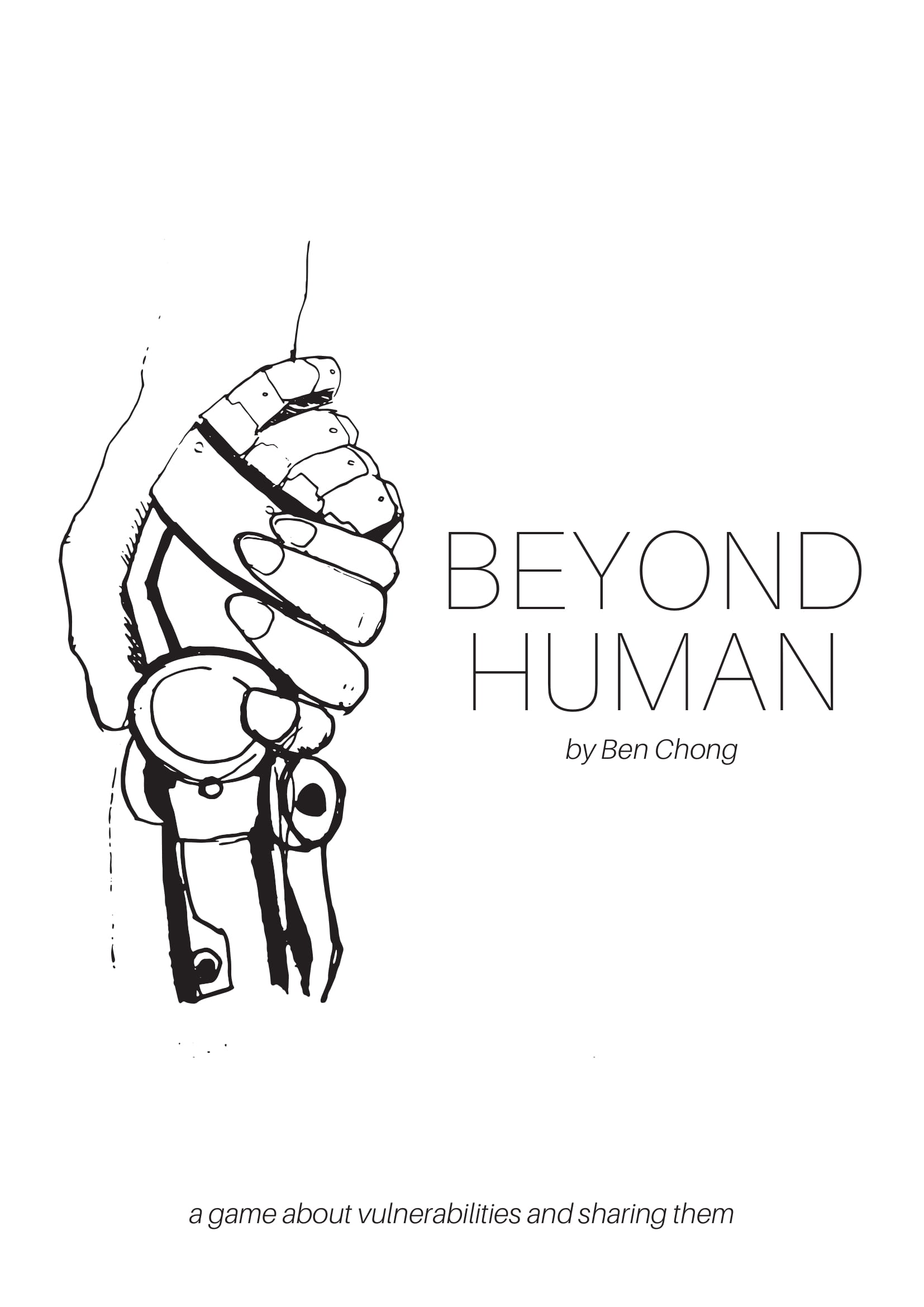 Beyond Human By Swords And Flowers