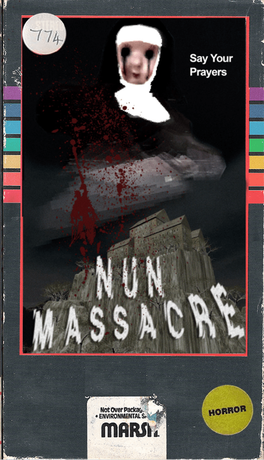 Nun Massacre  PSX Survival Horror  Release Announcements