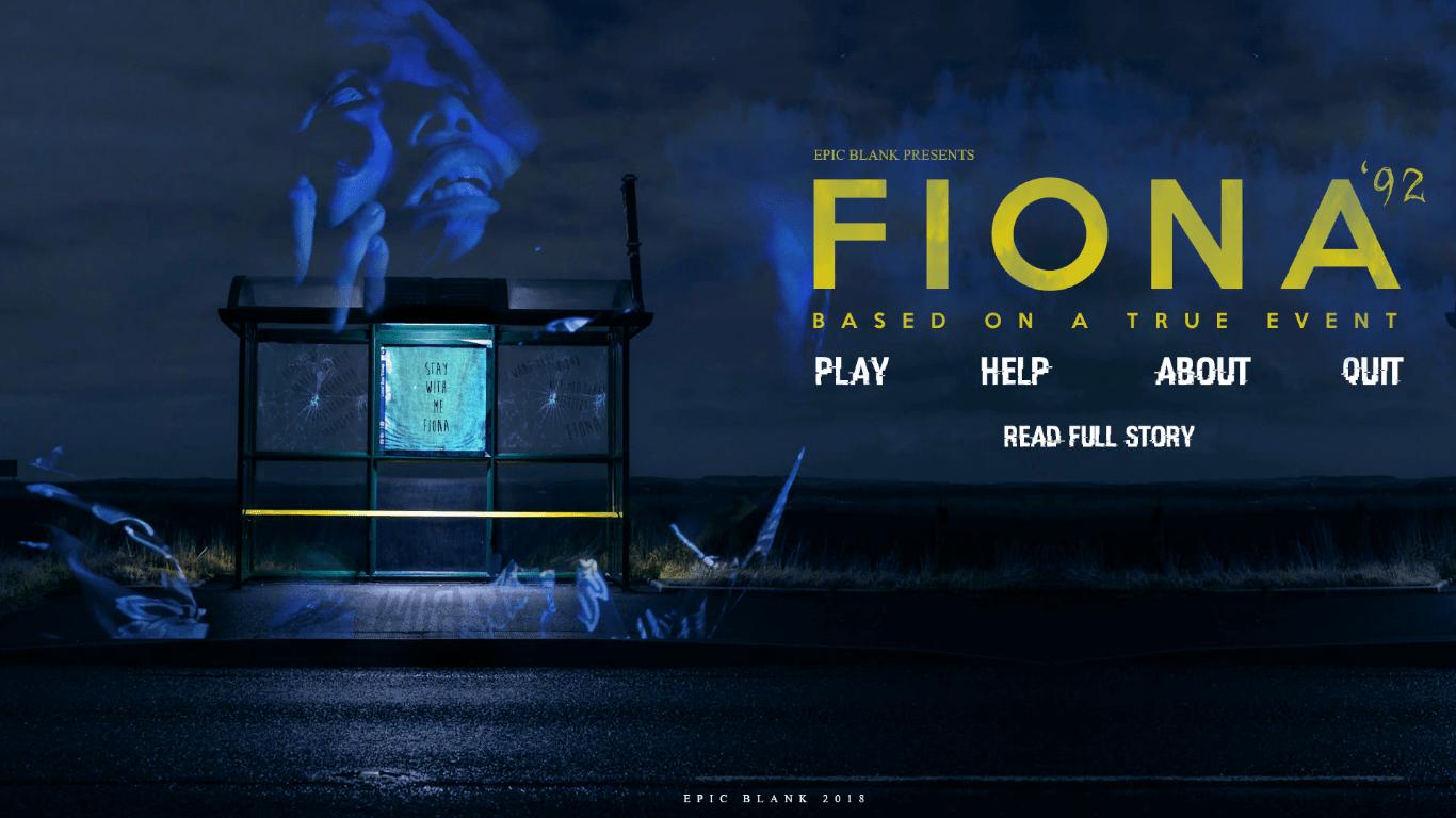 FIONA 1992(Prototype) By Epic Blank Crew