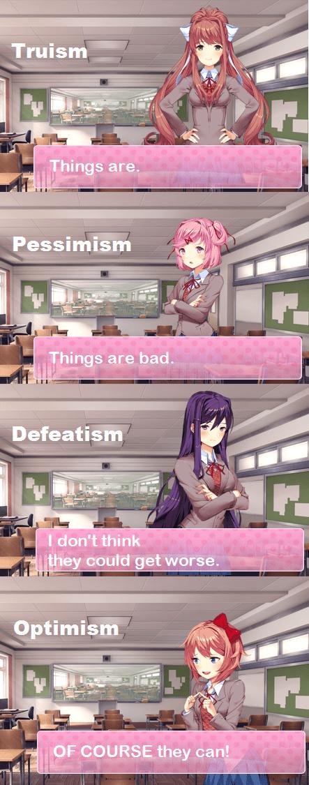 Doki Doki Memes : memes, Monika, Memes