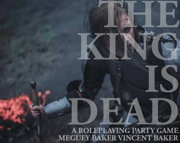 Image result for the king is dead rpg