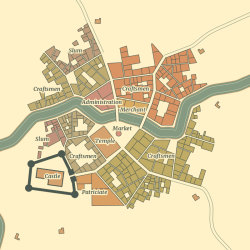 buildings medieval fantasy generator neighbourhoods alleys