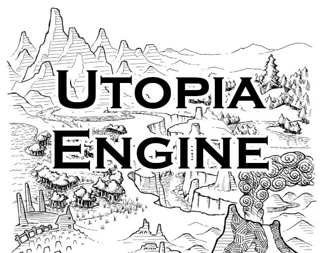 Utopia Engine by Introscopia