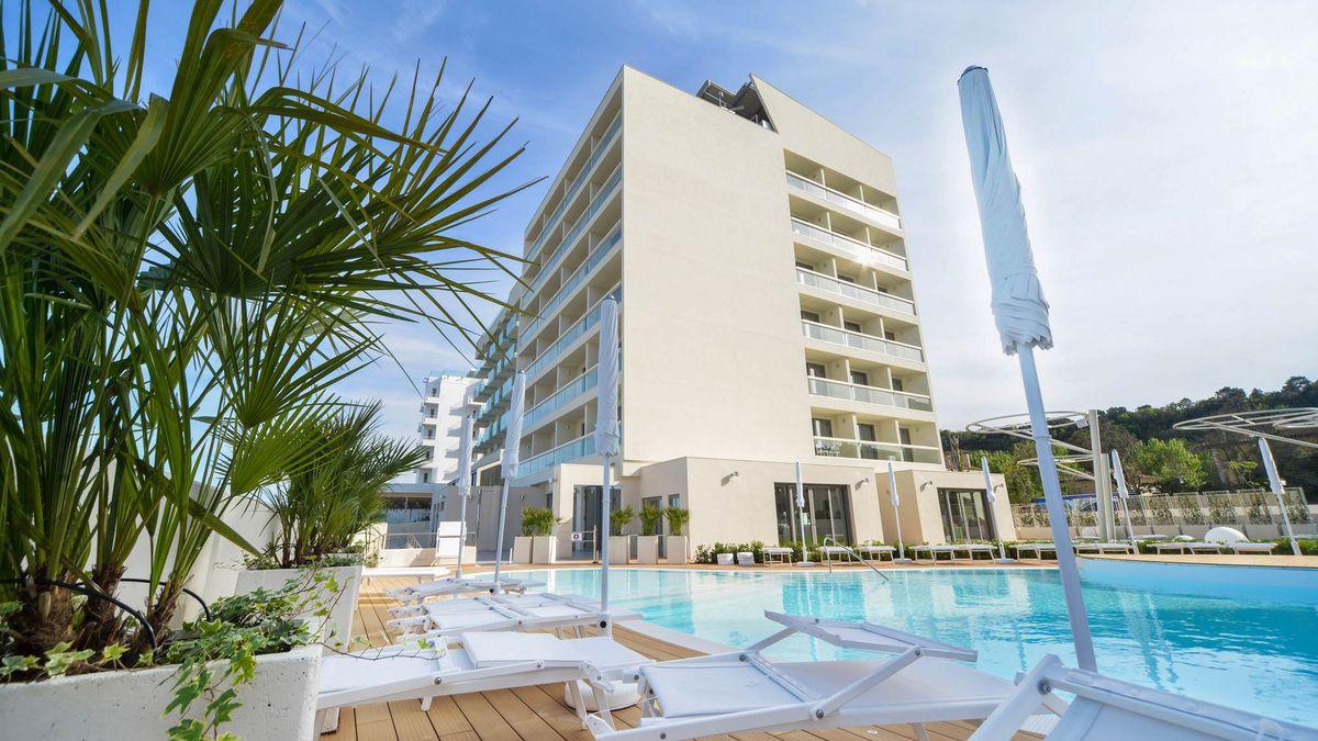 Nautilus Family Hotel Hotel per bambini al mare a Pesaro  Its4kids