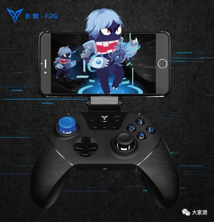 極致遊戲-飛智 黑武士X8 Pro遊戲手柄|大家測(第234期) - ITW01