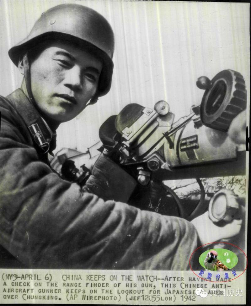 高清老照片 淞滬會戰中的國軍德械師 - ITW01