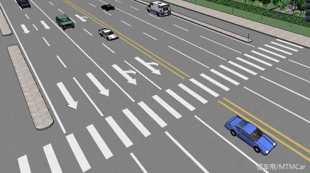 道路中雙黃線與單黃線有什麼不同?請來學習 - ITW01