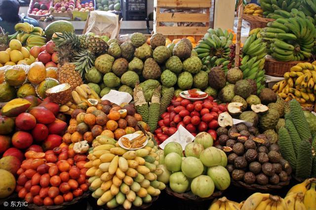 熱帶水果營養豐富,但含糖量高,攝入量需控制 - ITW01