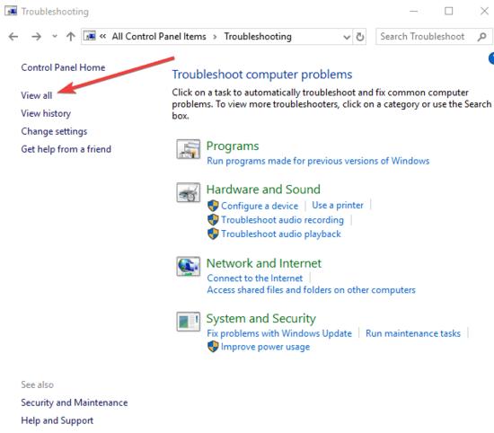 修復:無法在Windows 10 PC上安裝任何內容 - ITW01