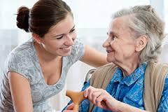 общуване с възрастни пациенти