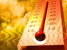 слънчев топлинен удар