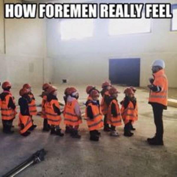 Morning Funny Construction Jokes