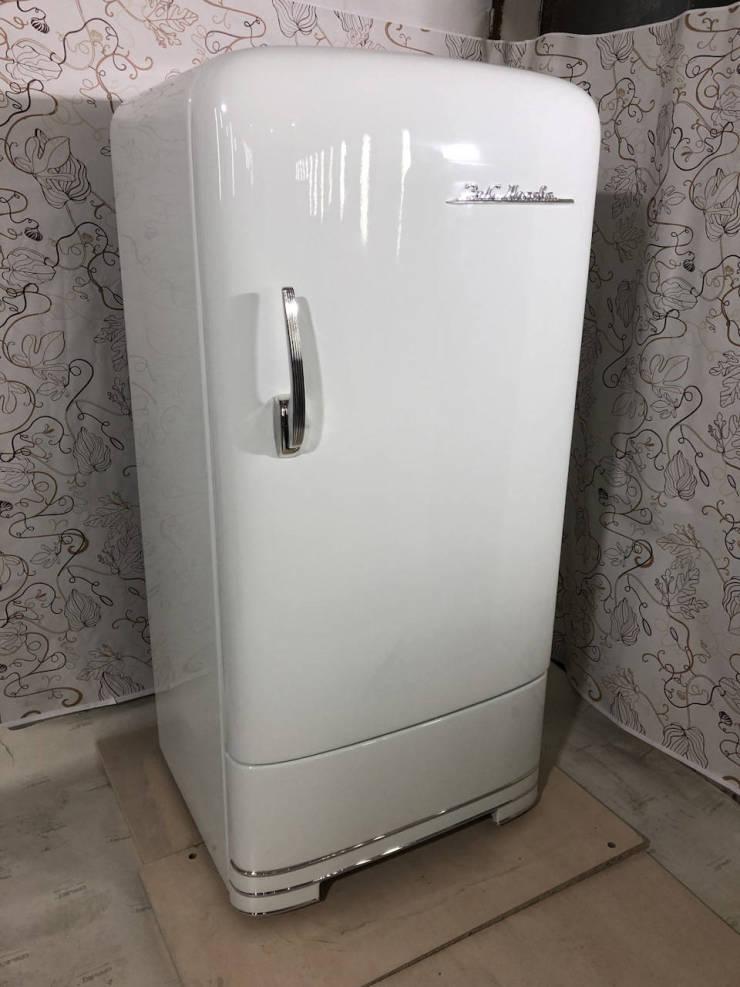 How To Restore An Old Refrigerator 14 Pics Izismile Com