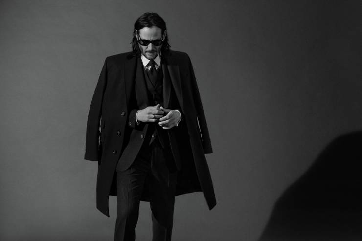 Funny Fall Wallpaper Keanu Reeves Appears In A New Photoshoot By Gq 12 Pics