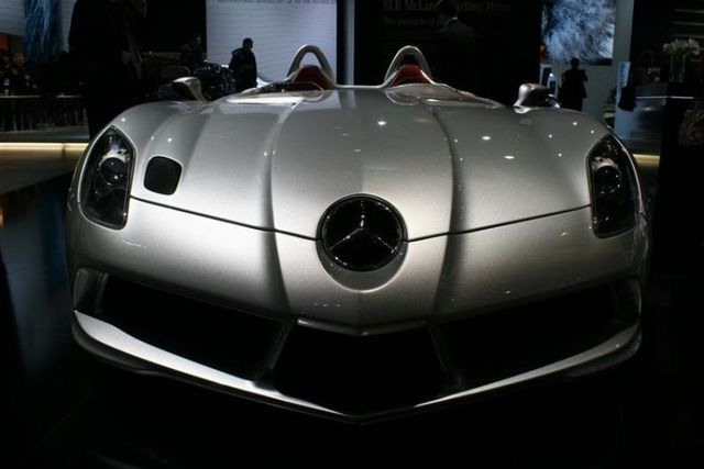 A car for one million dollars (14 photos)